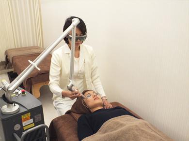 リーズナブルな価格で気軽に通える美肌レーザー治療