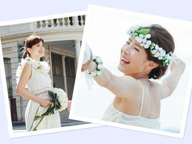 結婚式を迎える新郎様または新婦様のためのホワイトニングプラン