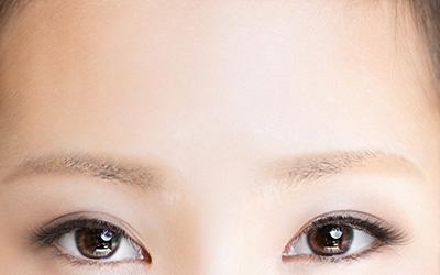 プチ整形の部位 額・眉間