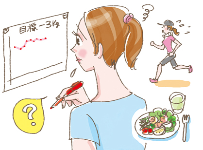 """代謝不良で自然に落ちにくくなった体重も1カ月で""""3kg減""""できるかも!"""