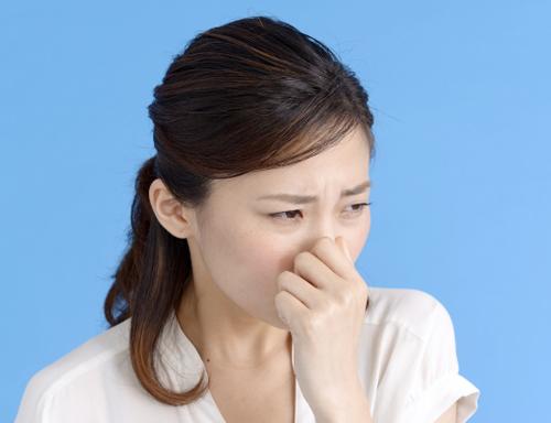 口臭の原因とされる揮発性硫黄化合物は3種類