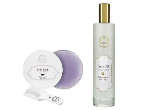 気品あふれるエレガントな香り! つるすべ肌を叶えるボディケアセット