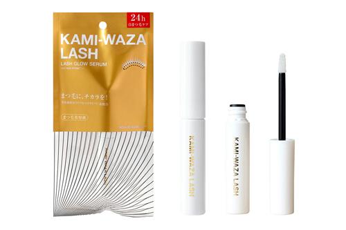 KAMI-WAZA(カミワザ)LASH まつげ美容液