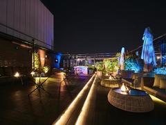 Beauty. NEWS ─ 「ラ・テラッツァ ドン ペリニヨン ラウンジ」が、ブルガリ銀座タワー最上階にオープン!